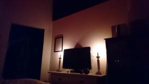 Hygge i soveværelset