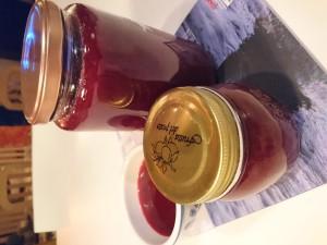 Hygge med hjemmelavet blomme marmelade