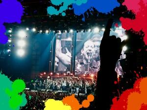 Efterårsferie med tur til Herning og FEEEDDD Volbeat koncert.