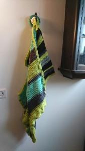 Lidt hækle og strikke