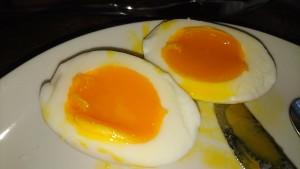 Hjemme-avlede æg